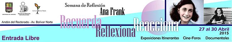 III Semana de Reflexión, 2015