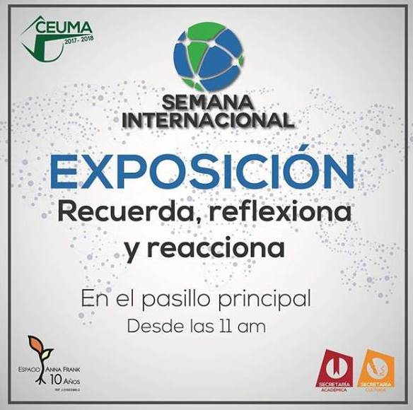 Invitación a visitar la exposición RRR