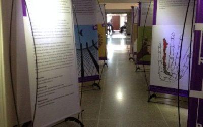 Espacio Anna Frank participó en la Semana Internacional del Centro de Estudiantes de la Universidad Monteávila