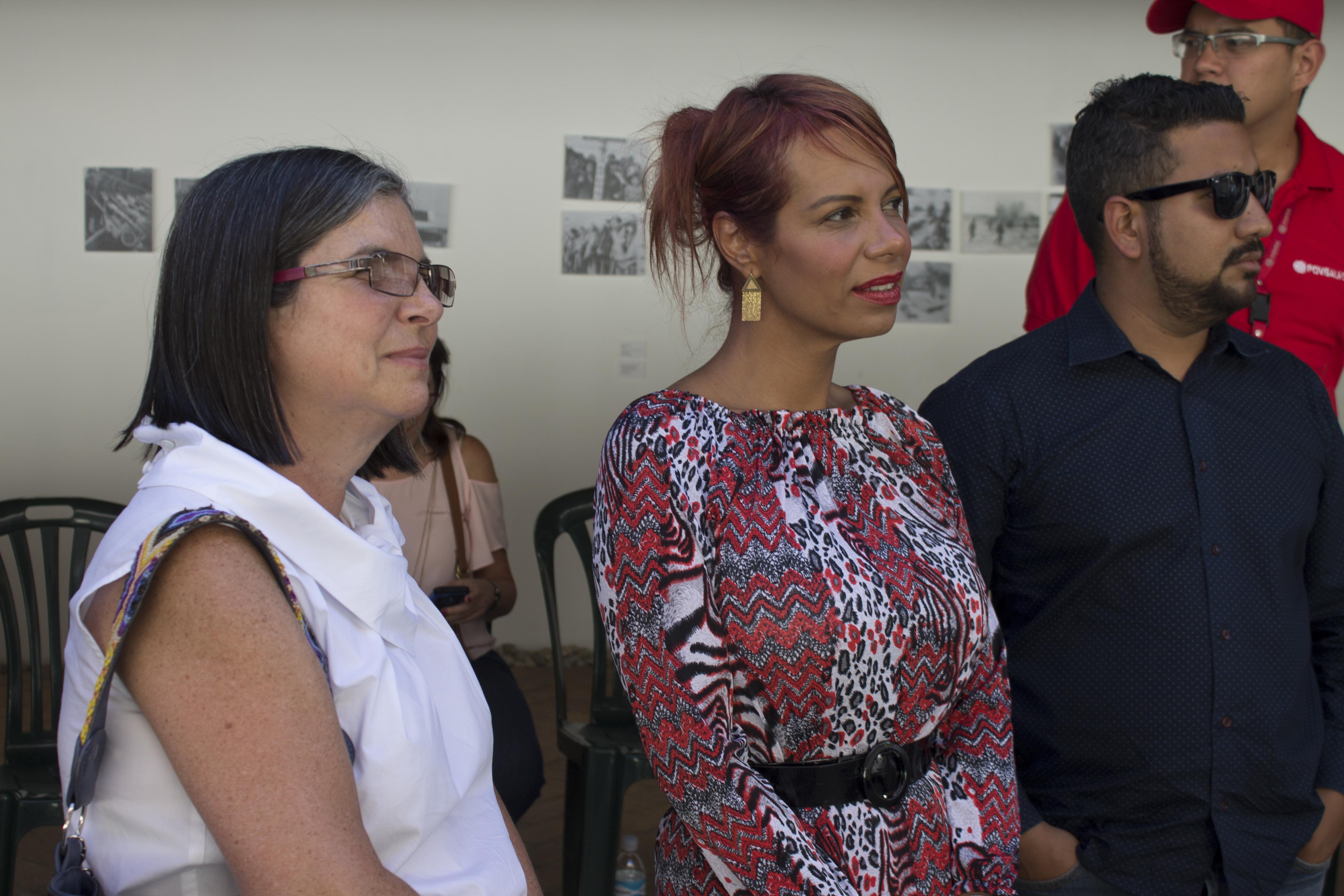 Anita Figa y Mary de Quevedo