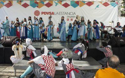 El musical Canto + Juego + Coexisto deleitó a numerosas madres y sus familias en PDVSA La Estancia