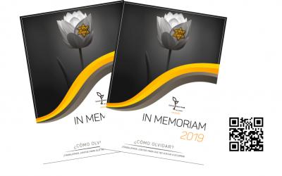 Descarga el programa de mano de In Memoriam 2019