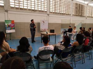 Elías Zurita, Coordinador del Área Juventud